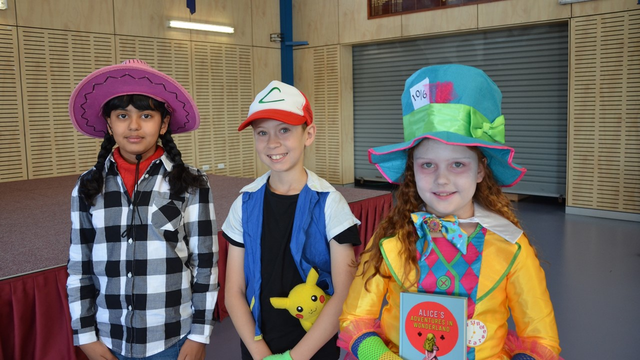 Book Week Dress Up Day